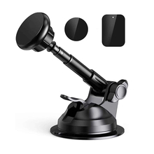 Magnetic Universal Custom Metal 360 Degree Windshield Car Phone Mount Holder