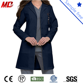 Fashion Women Medical Lab Coat Designs