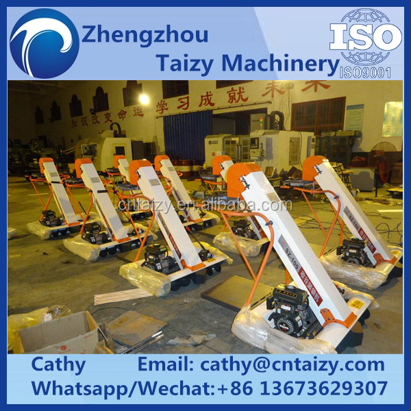 New design hand push land grain collect grain inhaling <strong>machine</strong>(WhatsApp: +86 13673629307)