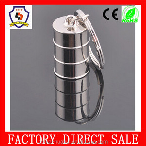 High Quality eoil key chain/ metal water bottle key chain factory(HH-keychain-1660)