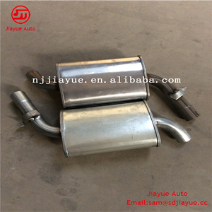 Cheap costing for cars exhaust muffler