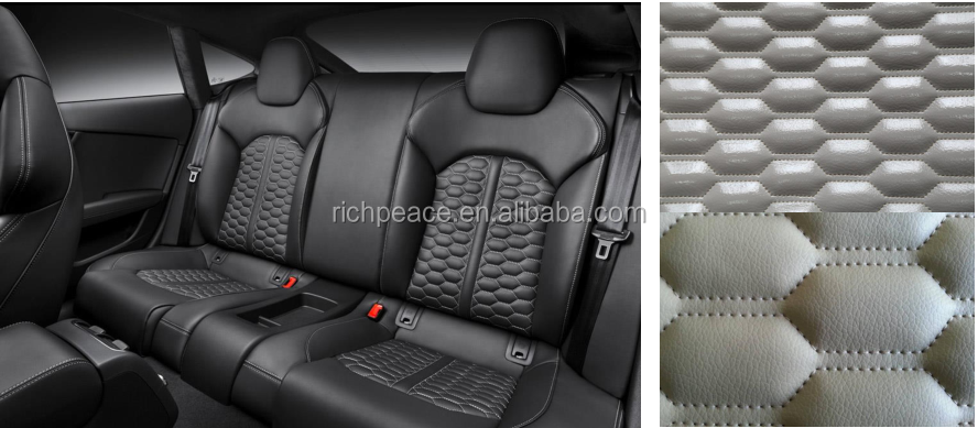 Richpeace Multi-Head Automatic car interior leather Sewing Machine