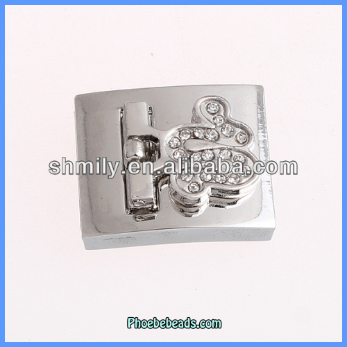 Wholesale Magnetic Bracelet Clasps For Flat Leather PMC-M083
