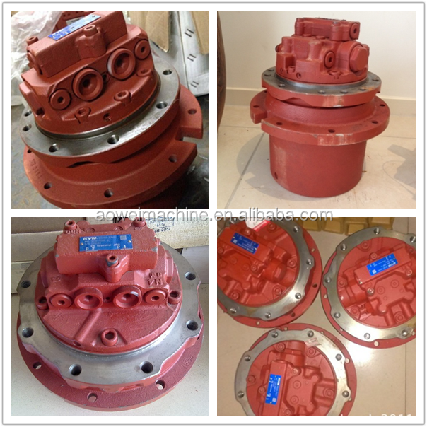 3-5tons Excavator final drive travel motor for Hanix,Takeuchi,IHI,Case,Kubota,Airman,Bobcat ,Kato,Gehl,Halla,New holland