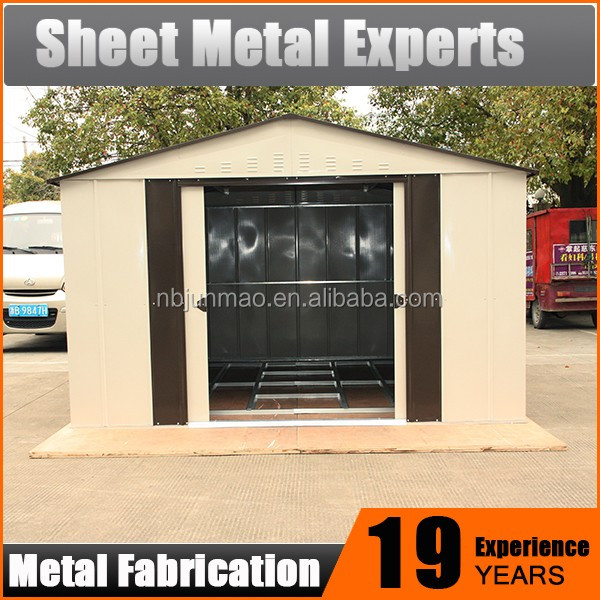 best price china supplier house used storage sheds sale