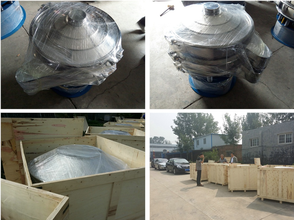 Industrial swing screens gyratory sifter machine for Silica sand powder