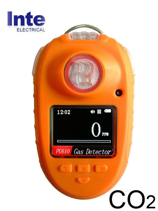 Portable Co2 Gas Detector Carbon Monoxide Monitor With Highlighted Oled -  Buy Portable Co2 Detector,Carbon Monoxide Detector,Co2 Gas Monitor Product