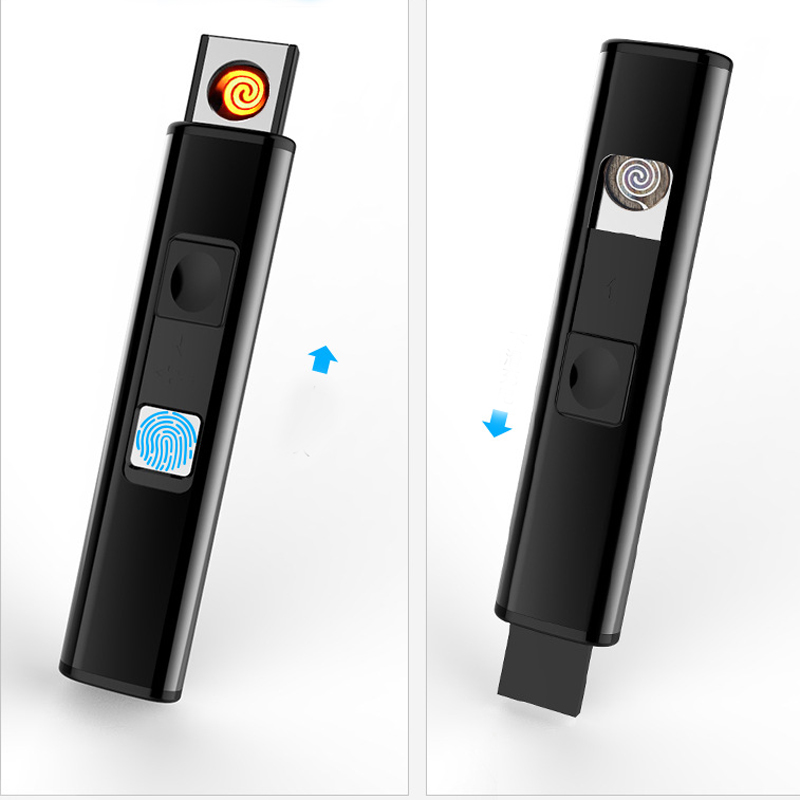 New product High Quality Arc usb lighter rechargeable cigarette USB lighter