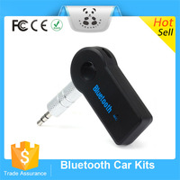 Portable Mini Bluetooth audio Receiver A2DP Wireless Adapter Bluetooth Car Kit for Speak Home Audio Music