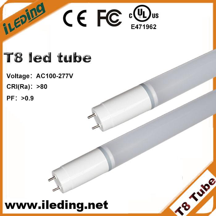 new product 100 277v 18w 220degree t8 led tube light buy. Black Bedroom Furniture Sets. Home Design Ideas