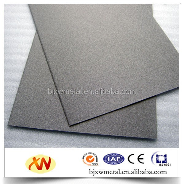 nickel sintered Foam sheet and plate