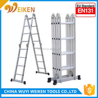 new design Ladder aluminium Easy folding aluminium quick step ladder safety multipurpose ladder