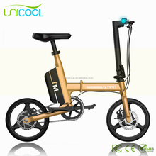 Easy Carry Folding Seated Kid LED Light Electric Scooter,Electric Bike/Bicycle