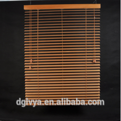 The lowest price Hot selling machineladder string  basswood venetian blinds