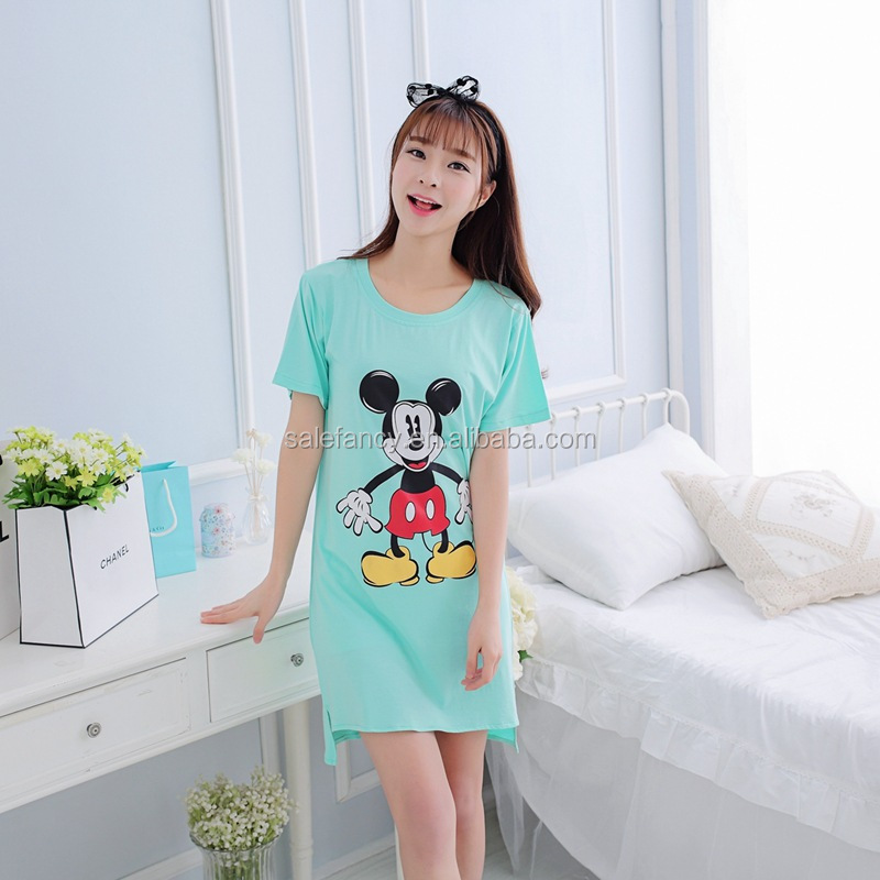 light blue wholesale cotton pajamas adult onesie plain colour QWAO-8435