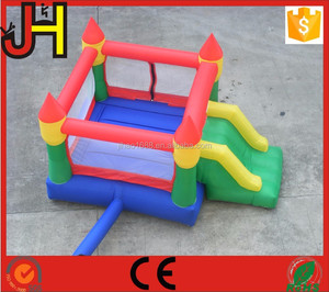 Customized Inflatable Ball Pool Bouncy Castle For Toddler
