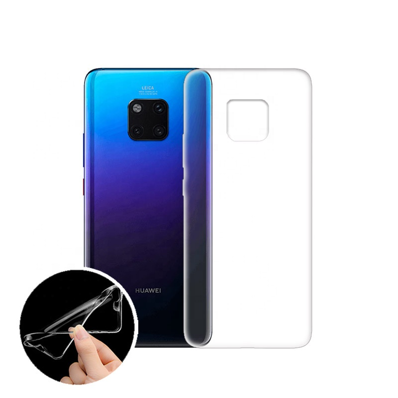 Soft TPU Silicon Transparent Clear <strong>Case</strong> For Huawei Mate 20 Pro