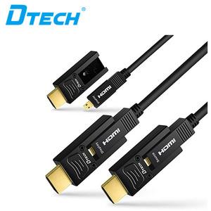 HDMI fiber cable  bandwidth 18G 4K @60Hz typeD-A 31m cable