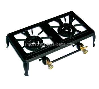 Commercial, Home Indoor Use, Portable Double Burner Butane,propane,LPG,  Super