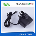 ce ul kc pse saa 110v 220v ac dc 5v 800ma 1a 1.2a power adapter build in IC