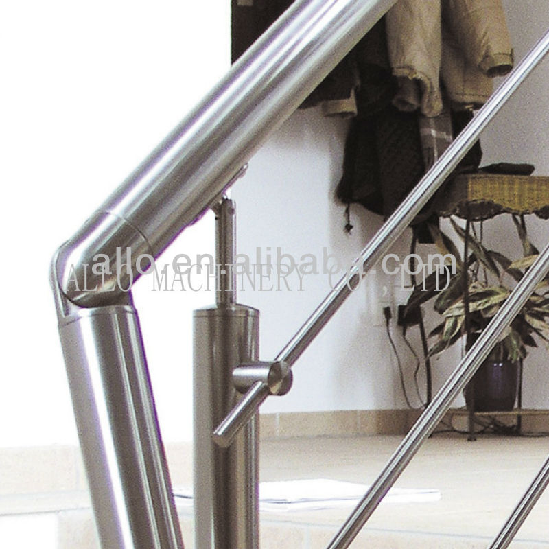 Stainless Steel Railing System Parts Modern Metal Deck Railing ...