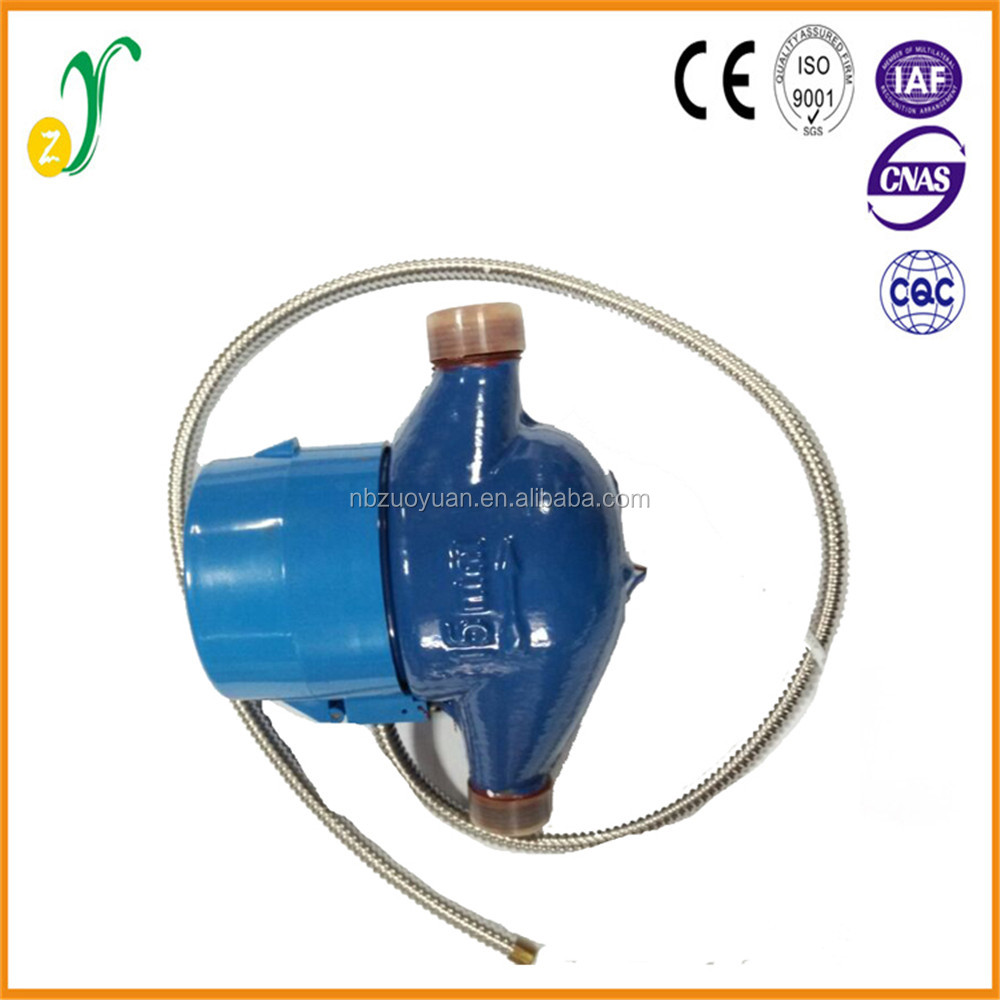 Lead free good quality and high acuracy mechanical electricity smart water meter