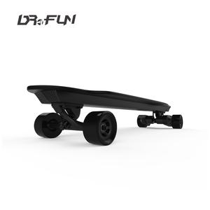 2018 Wholesale Longboard Highway 4wd 8700RPM 45KM/H Speed Quick Charge Fastest Mountain Electric SkateBoard With 90CM Big Wheel