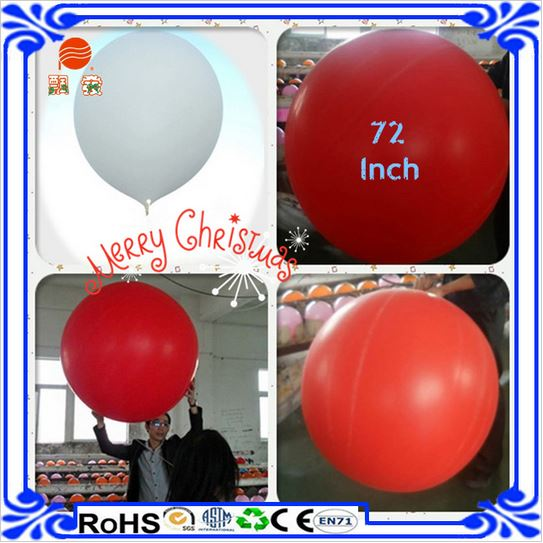 72 In X 1 516 In Heavy Duty Brushed Nickel Closet Pole: Giant Weather Balloon 72 Inch Latex Balloon