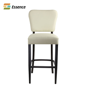 2018 hot new products indoor furniture dinning room leather chair in China