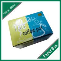 Wholesale Cheap high quality tea bags paper packaging box supplies