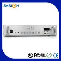 Konzert system audio 4 channel mini power mixer amplifier