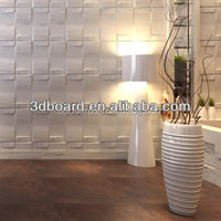 hot sale 3D leather effect decorative wall coating type pvc 3d wall panels