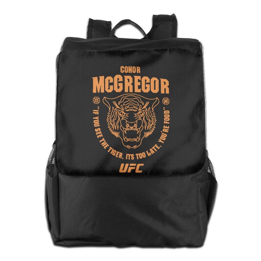 Conor McGregor UFC 202 Tiger Food School Travel Backpack Classic