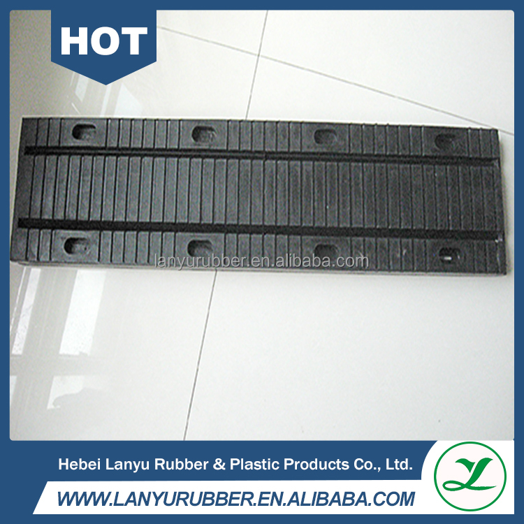Rubber Expansion Device For Bridge Joint
