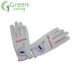 Wholesale Ladies Cabretta Leather Embroidery Golf Gloves
