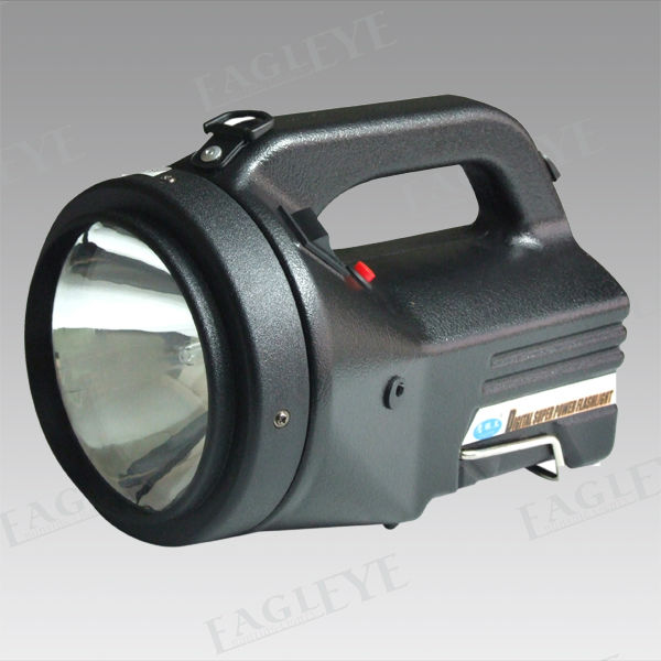hand night hunting light,portable outdoor Halogen rechargeable spotlight JG-868H,handheld camping facility