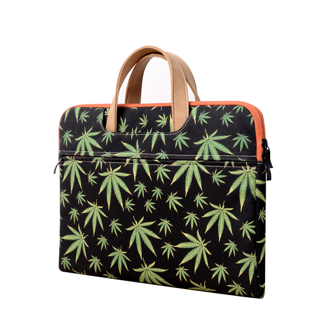 Laptop bag 14'' 15.6inch man and women printed laptop briefcase for apple macbook for lenovo