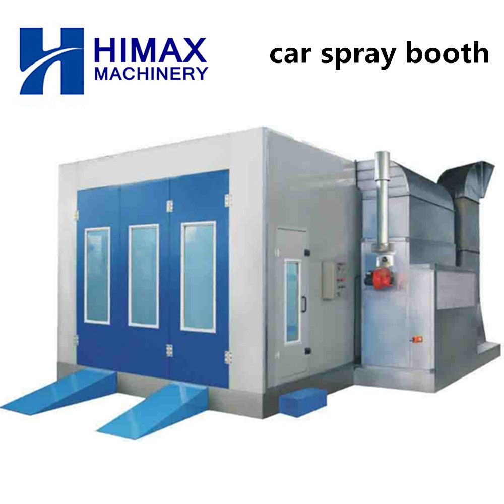 Hm-8300 China Supplier Used Car Spray Booth Price For Sale