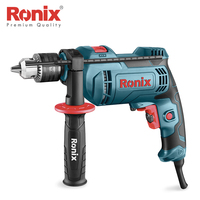 Ronix Year-End Clearance Prom750W ,13mm in stock Portable Handle Electric Impact Drill model 2214
