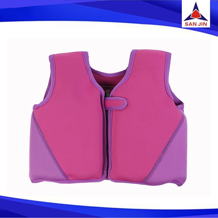 Cute Life Vest For Children Lovely Neoprene Life Jacket For Kids ...