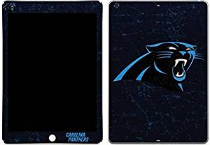 NFL Carolina Panthers iPad Air Skin - Carolina Panthers Distressed Vinyl Decal Skin For Your iPad Air