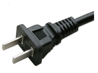 CCC power cord,2 pin power cord, China power plug
