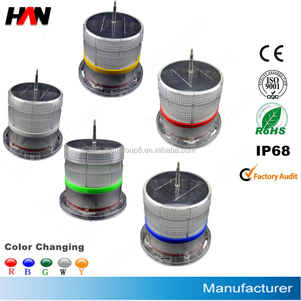 Portable Led Navigation Lights For Boats With Top Quality Solar ...