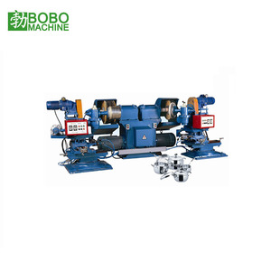 metal utensils external serface polishing machine