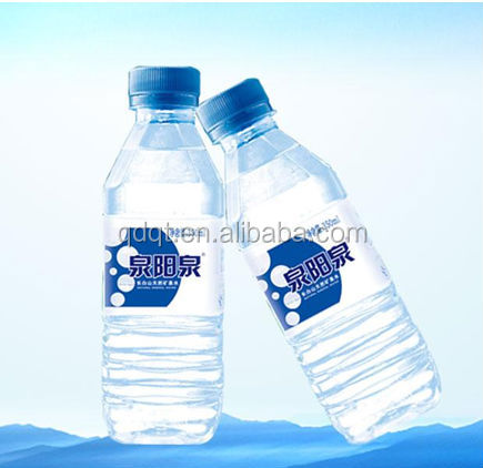 Quantong 2014 new pure water label