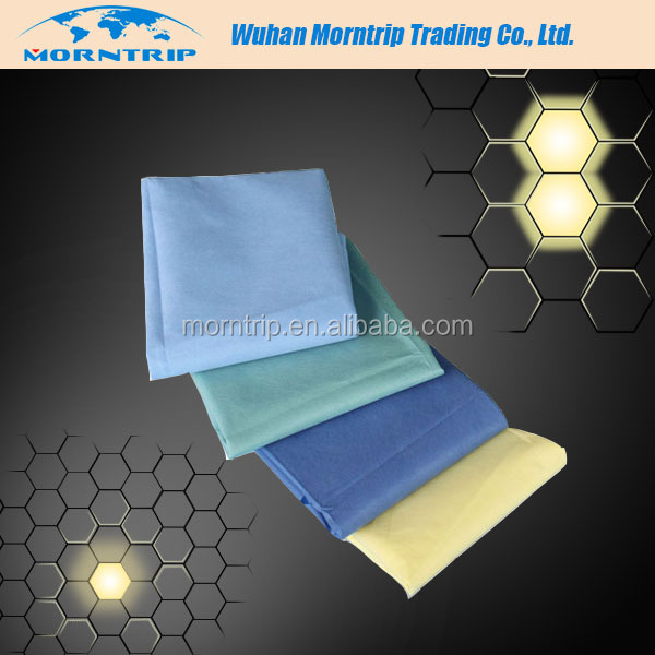 Nonwoven Fabric PP Table Cloth /Disposable Restaurant Tablecloth