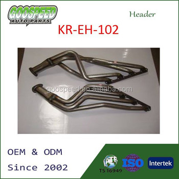 289 302 331 347 351w Mustang Stainless Headers