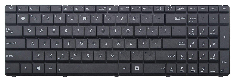 New for ASUS 0KN0-E02US02 MP-09Q33US-528 MP-09Q33US-5282 US Gray-black Keyboard