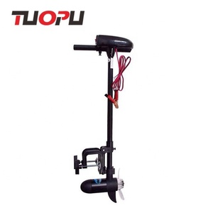 High quality 24V 86lbs trolling motor for fishing boat outboard motor