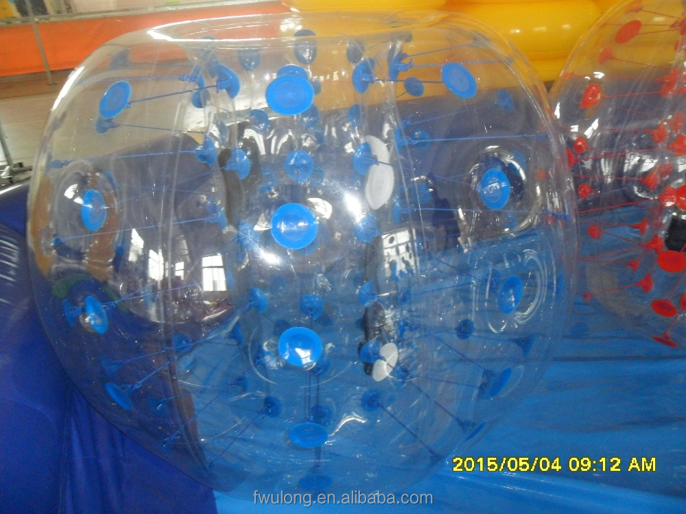 Best selling human ball inflatable giga ball/football inflatable body zorb ball